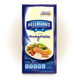 Mayonesa Hellmans 100 ml