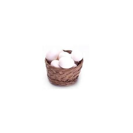 Huevos Extra Blanco 6 UN